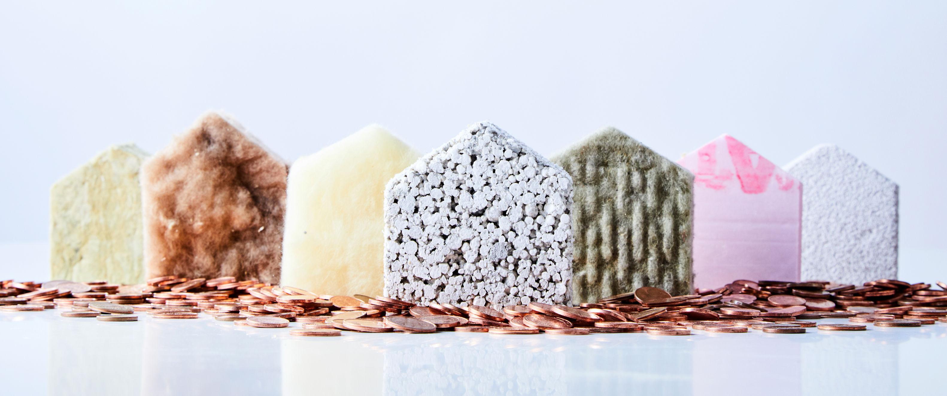 isolants thermiques écologiques, résistance thermique, construction maison RT 2012, différents matériaux pour la construction et l'isolation d'une maison, isolants minces