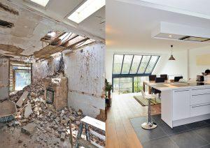 L'isolation des combles aménagés en rénovation