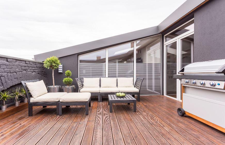 Une terrasse en bois, le nec plus ultra